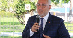 Fatih Tosyalı basın bayramı mesajı